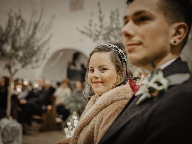 Il matrimonio di Silvia e Stefano a San Severino Marche, Macerata 50