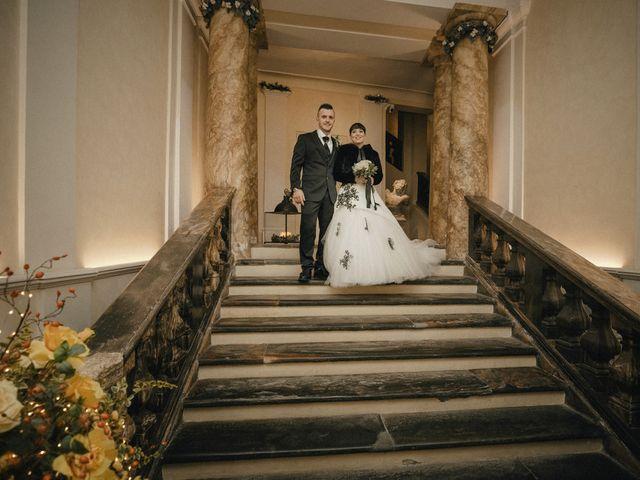 Il matrimonio di Silvia e Stefano a San Severino Marche, Macerata 59