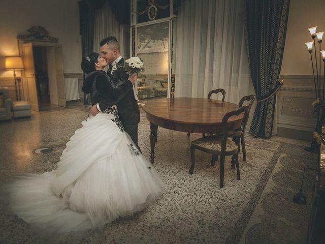 Il matrimonio di Silvia e Stefano a San Severino Marche, Macerata 61