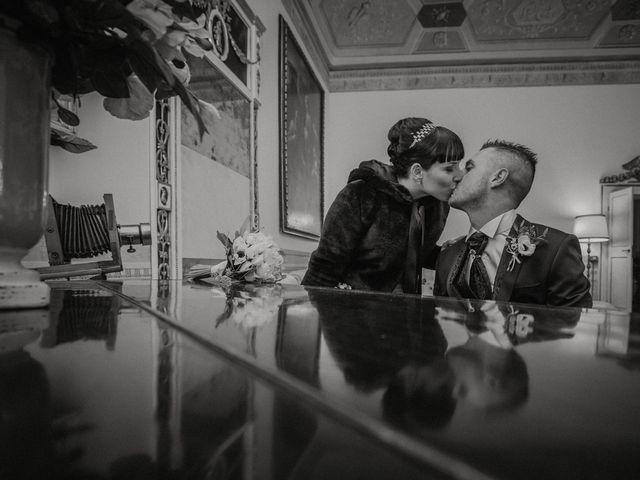 Il matrimonio di Silvia e Stefano a San Severino Marche, Macerata 63