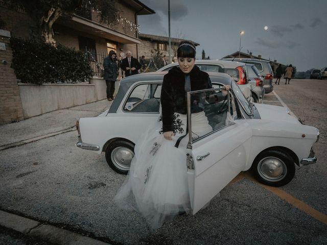 Il matrimonio di Silvia e Stefano a San Severino Marche, Macerata 30