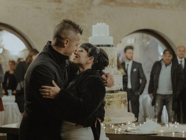 Il matrimonio di Silvia e Stefano a San Severino Marche, Macerata 88