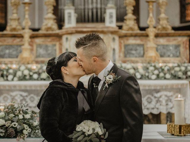 Il matrimonio di Silvia e Stefano a San Severino Marche, Macerata 52