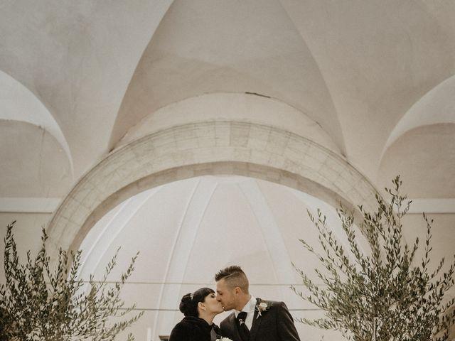 Il matrimonio di Silvia e Stefano a San Severino Marche, Macerata 55