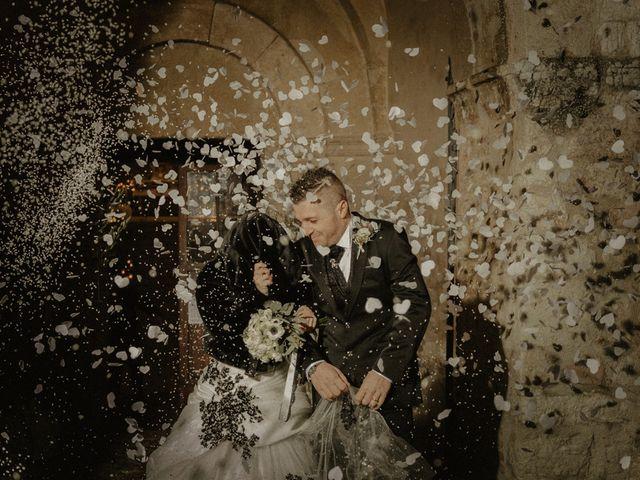 Il matrimonio di Silvia e Stefano a San Severino Marche, Macerata 56