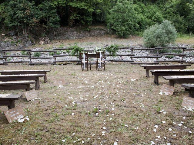 Il matrimonio di Josivaldo e Alessandra a Piteglio, Pistoia 9
