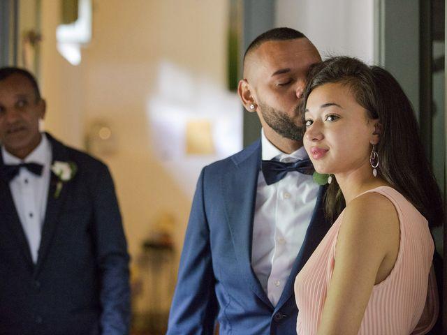 Il matrimonio di Josivaldo e Alessandra a Piteglio, Pistoia 10
