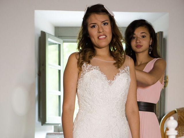 Il matrimonio di Josivaldo e Alessandra a Piteglio, Pistoia 13