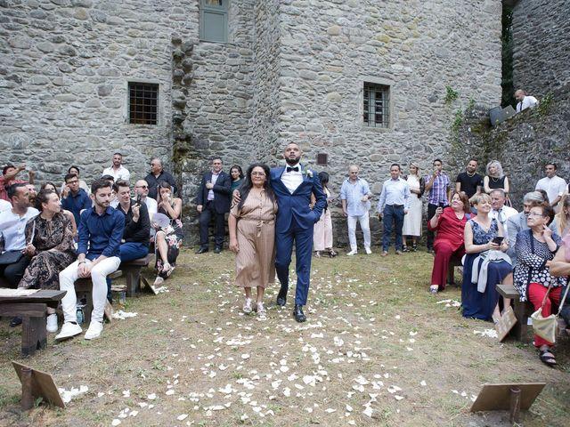 Il matrimonio di Josivaldo e Alessandra a Piteglio, Pistoia 19