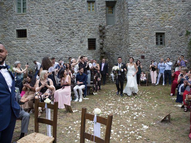 Il matrimonio di Josivaldo e Alessandra a Piteglio, Pistoia 22