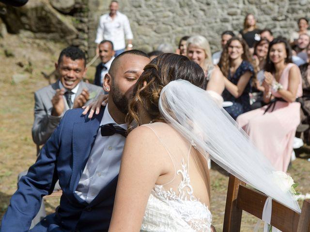 Il matrimonio di Josivaldo e Alessandra a Piteglio, Pistoia 25