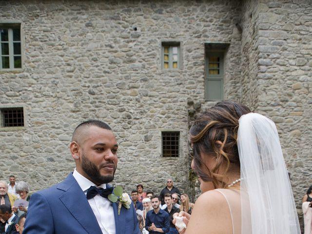 Il matrimonio di Josivaldo e Alessandra a Piteglio, Pistoia 28