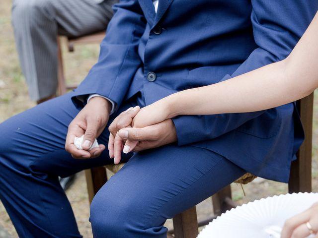 Il matrimonio di Josivaldo e Alessandra a Piteglio, Pistoia 30