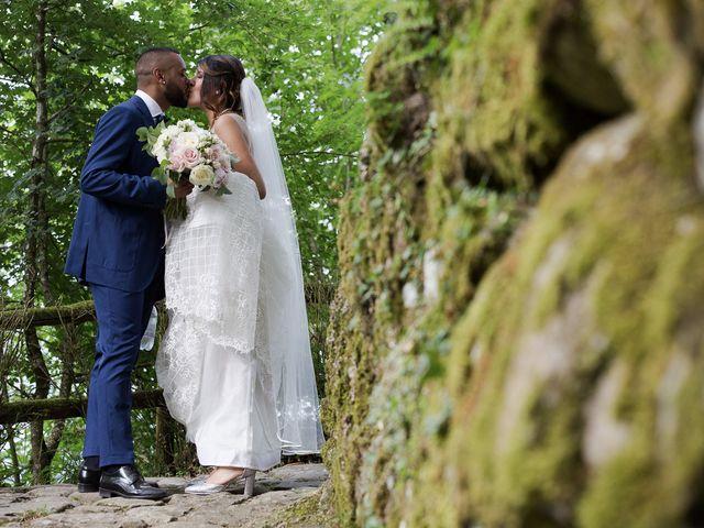 Il matrimonio di Josivaldo e Alessandra a Piteglio, Pistoia 33