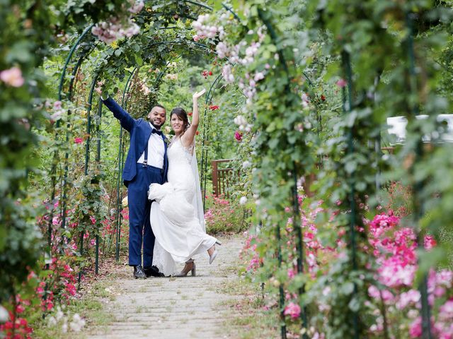 Il matrimonio di Josivaldo e Alessandra a Piteglio, Pistoia 35