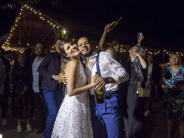 Le nozze di Alessandra e Josivaldo