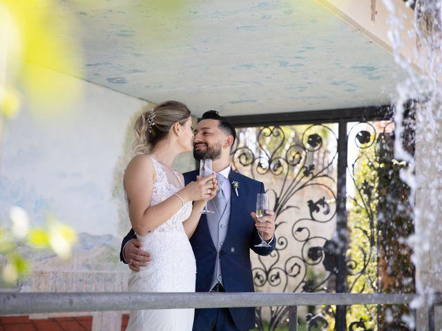 Il matrimonio di Giovanni e Xhulia a Roma, Roma 2