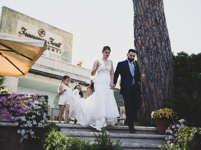 Il matrimonio di Giovanni e Xhulia a Roma, Roma 3