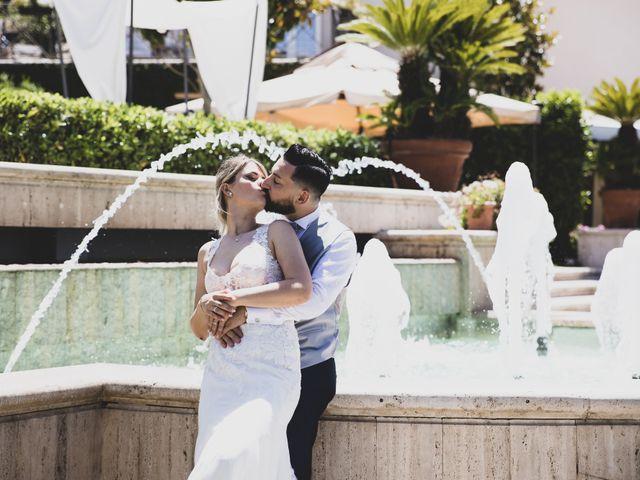 Il matrimonio di Giovanni e Xhulia a Roma, Roma 5