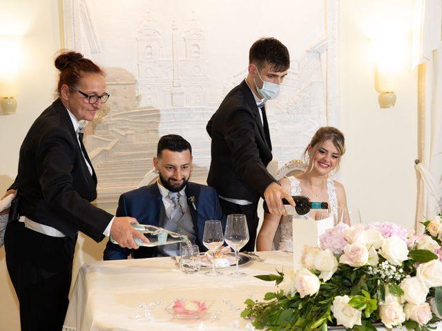 Il matrimonio di Giovanni e Xhulia a Roma, Roma 9