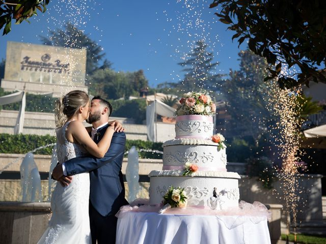 Il matrimonio di Giovanni e Xhulia a Roma, Roma 15