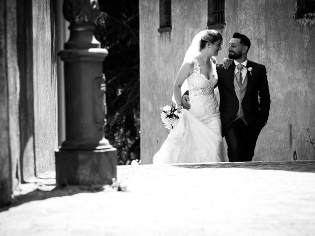 Il matrimonio di Giovanni e Xhulia a Roma, Roma 19