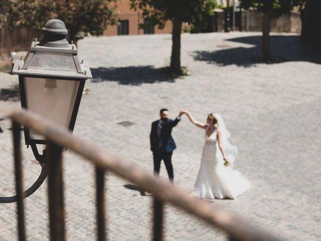 Il matrimonio di Giovanni e Xhulia a Roma, Roma 20
