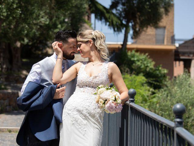 Il matrimonio di Giovanni e Xhulia a Roma, Roma 21