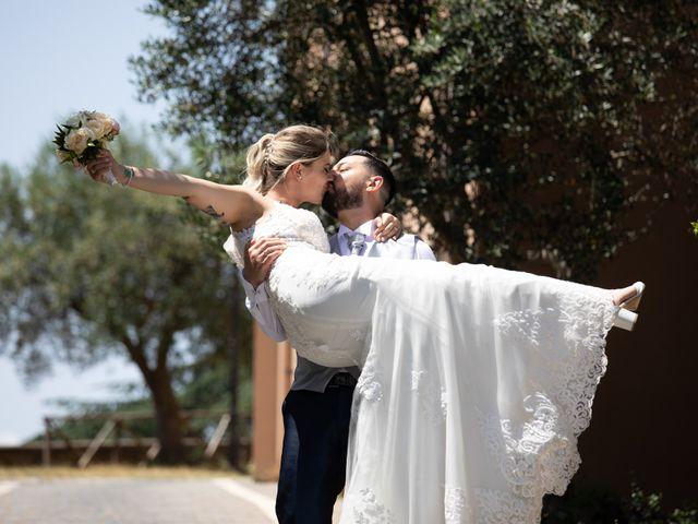 Il matrimonio di Giovanni e Xhulia a Roma, Roma 23