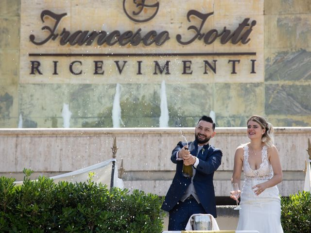 Il matrimonio di Giovanni e Xhulia a Roma, Roma 26