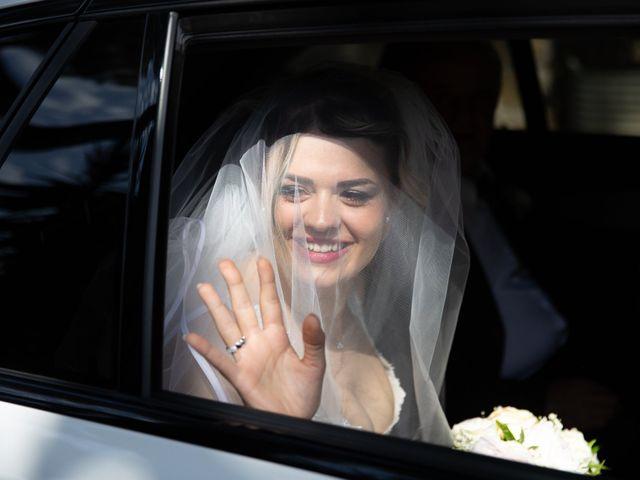 Il matrimonio di Giovanni e Xhulia a Roma, Roma 30