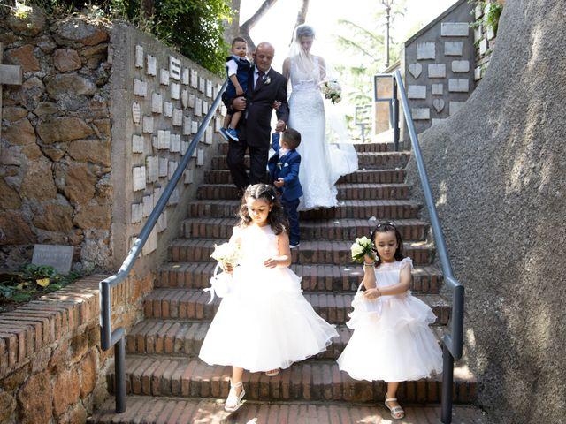 Il matrimonio di Giovanni e Xhulia a Roma, Roma 31