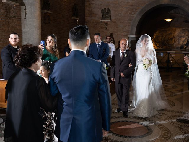 Il matrimonio di Giovanni e Xhulia a Roma, Roma 32