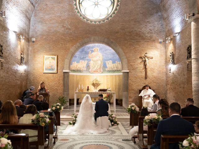 Il matrimonio di Giovanni e Xhulia a Roma, Roma 33