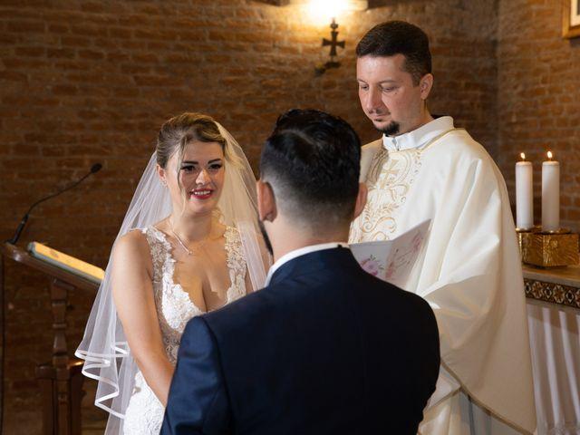Il matrimonio di Giovanni e Xhulia a Roma, Roma 34
