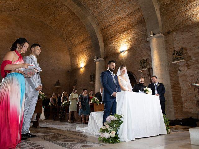 Il matrimonio di Giovanni e Xhulia a Roma, Roma 37