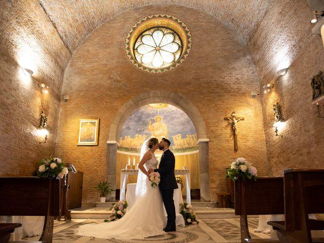Il matrimonio di Giovanni e Xhulia a Roma, Roma 40