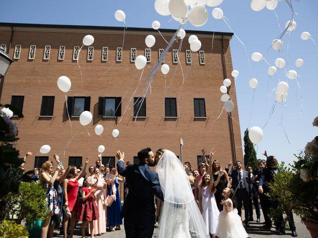 Il matrimonio di Giovanni e Xhulia a Roma, Roma 43