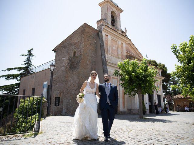 Il matrimonio di Giovanni e Xhulia a Roma, Roma 45
