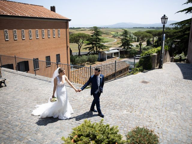Il matrimonio di Giovanni e Xhulia a Roma, Roma 46