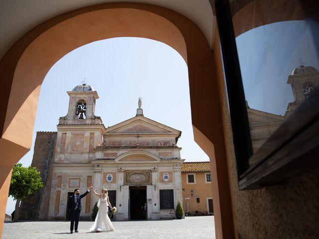 Il matrimonio di Giovanni e Xhulia a Roma, Roma 47
