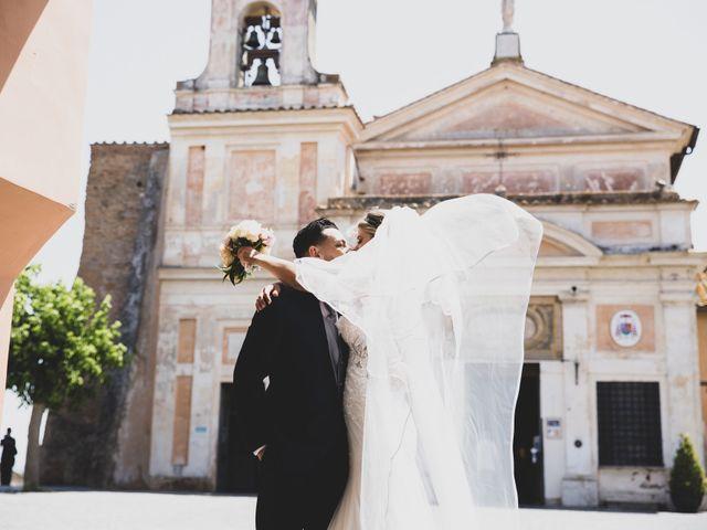 Il matrimonio di Giovanni e Xhulia a Roma, Roma 48