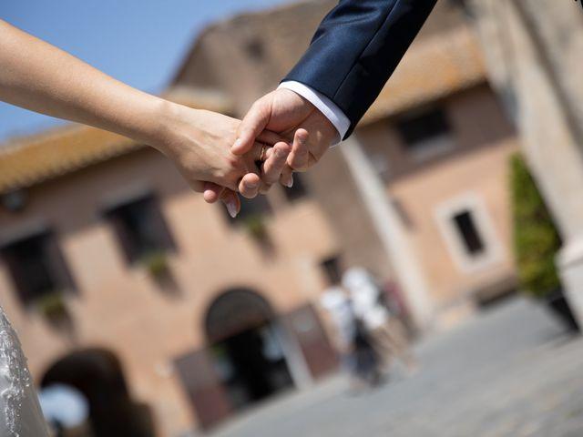 Il matrimonio di Giovanni e Xhulia a Roma, Roma 50