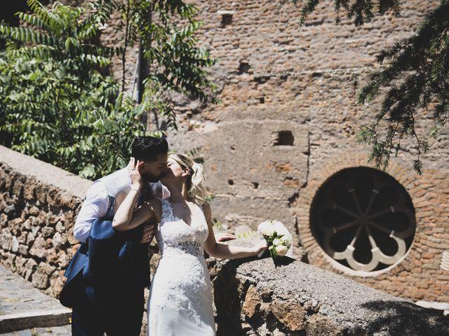 Il matrimonio di Giovanni e Xhulia a Roma, Roma 51