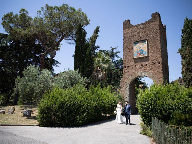 Il matrimonio di Giovanni e Xhulia a Roma, Roma 52