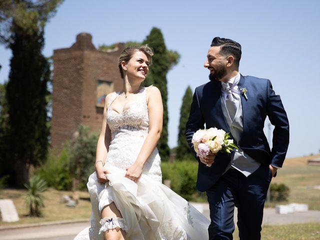 Il matrimonio di Giovanni e Xhulia a Roma, Roma 53