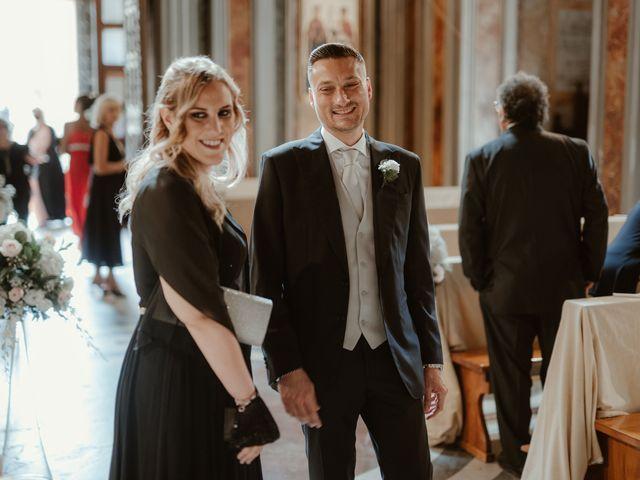 Il matrimonio di Salvatore e Sara a Grottaferrata, Roma 4