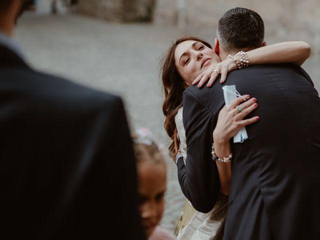 Il matrimonio di Salvatore e Sara a Grottaferrata, Roma 5
