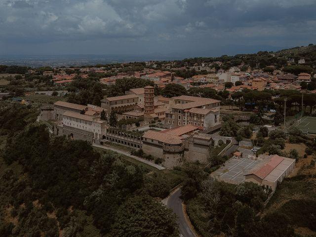 Il matrimonio di Salvatore e Sara a Grottaferrata, Roma 14