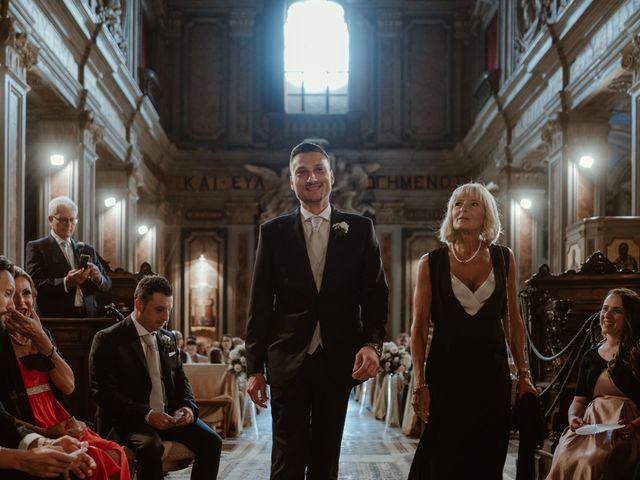 Il matrimonio di Salvatore e Sara a Grottaferrata, Roma 15
